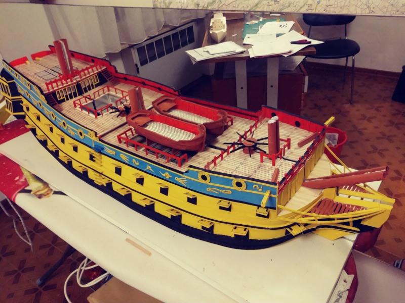 vascello 1760 da 76 cannonni - cartomodello 1/50 autocostruito - Pagina 3 1-prov32