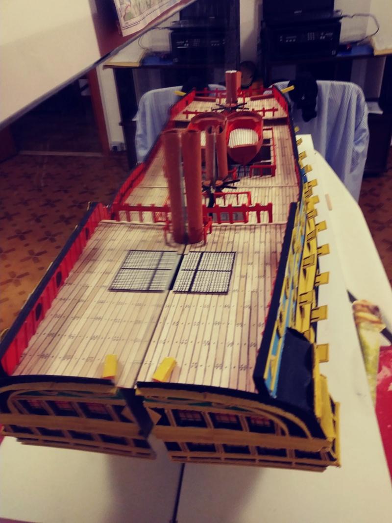 vascello 1760 da 76 cannonni - cartomodello 1/50 autocostruito - Pagina 4 1-prov36