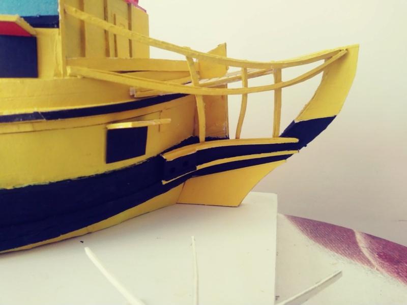 vascello 1760 da 76 cannonni - cartomodello 1/50 autocostruito - Pagina 2 1-prua17