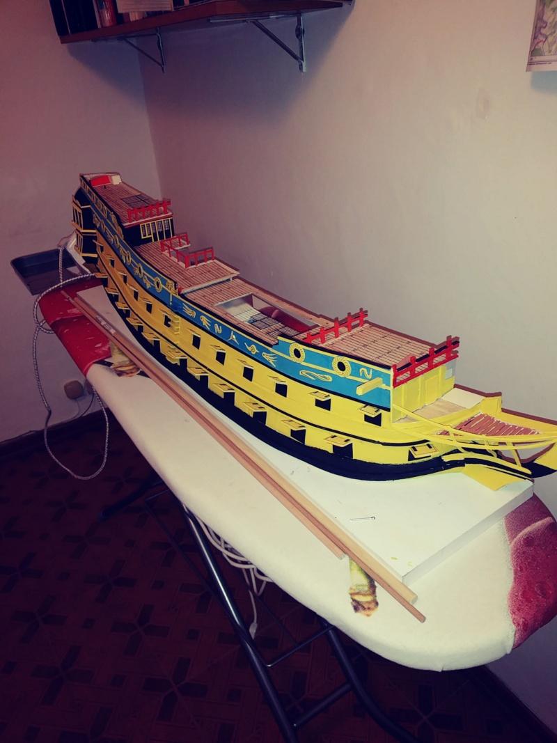 vascello 1760 da 76 cannonni - cartomodello 1/50 autocostruito - Pagina 3 14-mod10