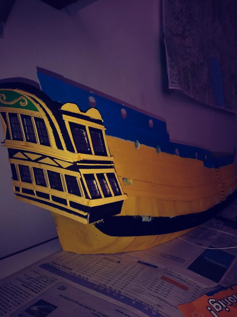 vascello 1760 da 76 cannonni - cartomodello 1/50 autocostruito - Pagina 2 15871311
