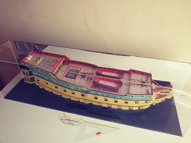 vascello 1760 da 76 cannonni - cartomodello 1/50 autocostruito - Pagina 4 15_vet10