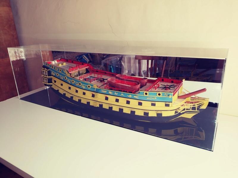 vascello 1760 da 76 cannonni - cartomodello 1/50 autocostruito - Pagina 4 15_vet11