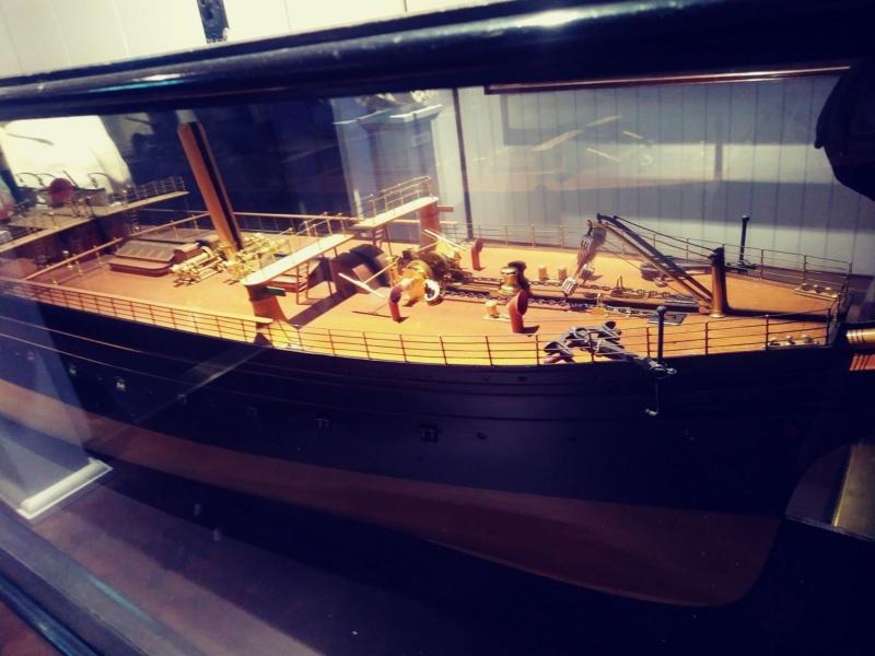 vascello 1760 da 76 cannonni - cartomodello 1/50 autocostruito 20200111