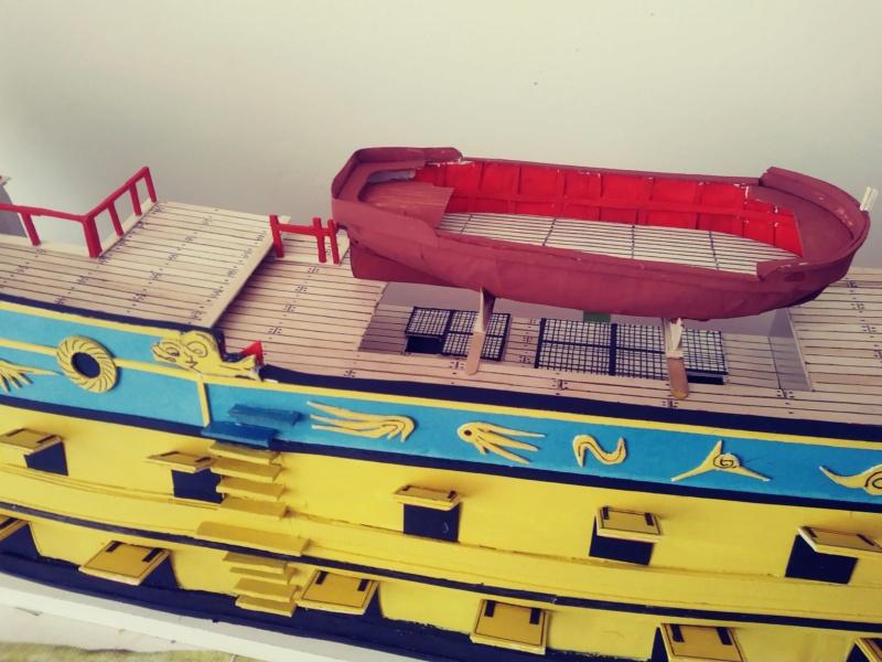 vascello 1760 da 76 cannonni - cartomodello 1/50 autocostruito - Pagina 3 20200521