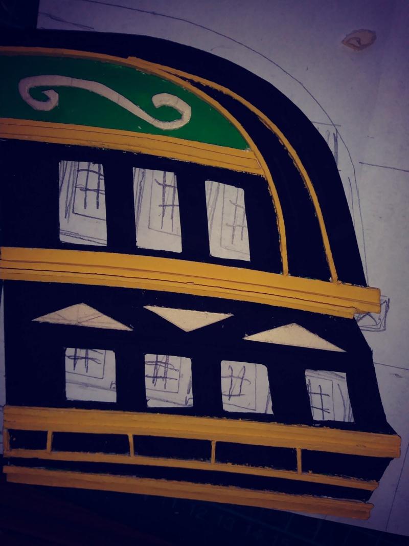 vascello 1760 da 76 cannonni - cartomodello 1/50 autocostruito 4_spec26