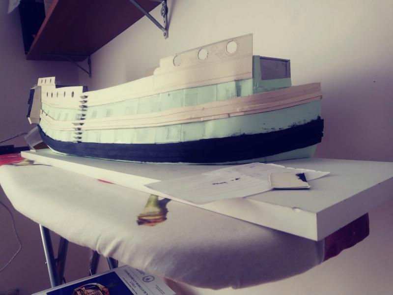 vascello 1760 da 76 cannonni - cartomodello 1/50 autocostruito - Pagina 2 5_prua12