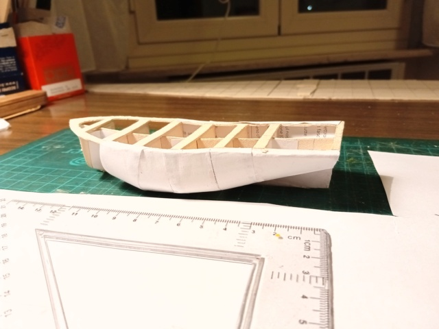 vascello 1760 da 76 cannonni - cartomodello 1/50 autocostruito - Pagina 4 Img_2126
