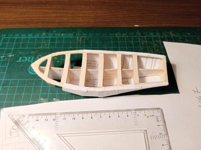 vascello 1760 da 76 cannonni - cartomodello 1/50 autocostruito - Pagina 4 Img_2127