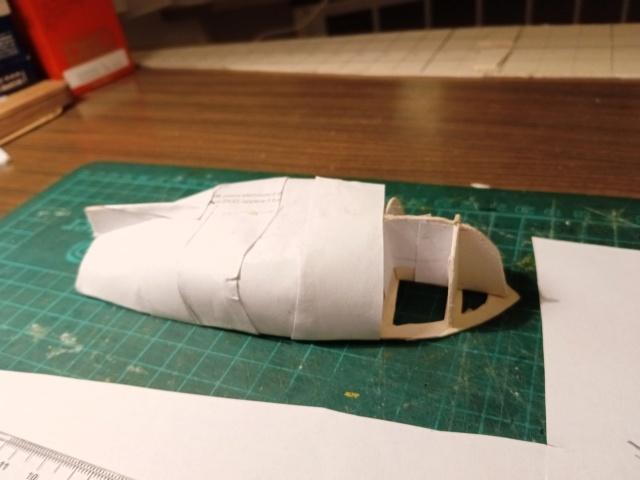 vascello 1760 da 76 cannonni - cartomodello 1/50 autocostruito - Pagina 4 Img_2128