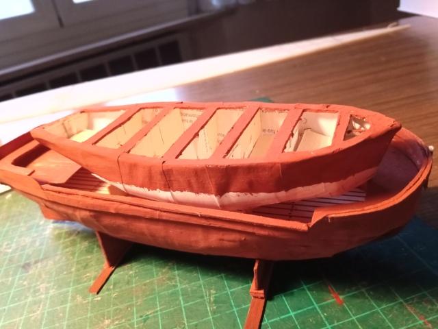 vascello 1760 da 76 cannonni - cartomodello 1/50 autocostruito - Pagina 4 Img_2131