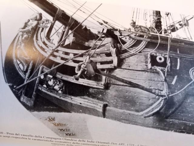 vascello 1760 da 76 cannonni - cartomodello 1/50 autocostruito - Pagina 4 Img_2162