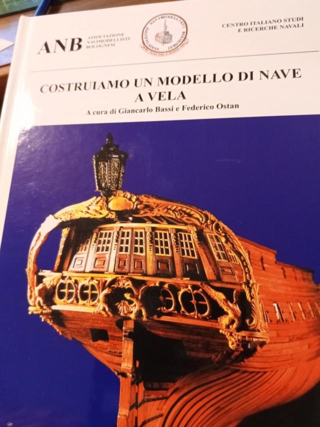 vascello 1760 da 76 cannonni - cartomodello 1/50 autocostruito - Pagina 4 Img_2165
