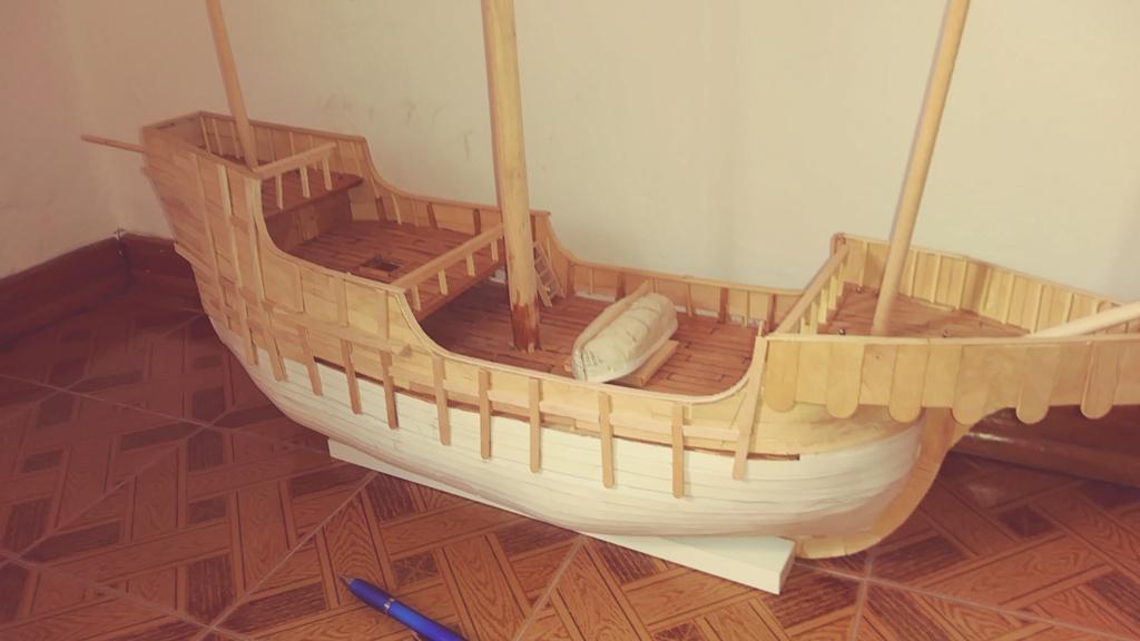 vascello 1760 da 76 cannonni - cartomodello 1/50 autocostruito - Pagina 4 Santa_11