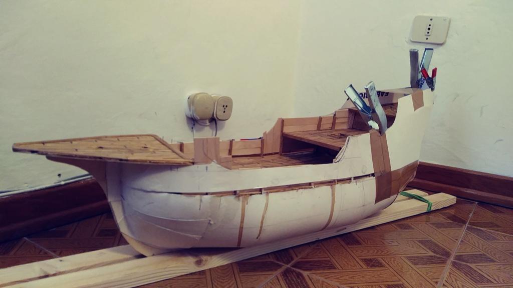 vascello 1760 da 76 cannonni - cartomodello 1/50 autocostruito - Pagina 4 Santa_13