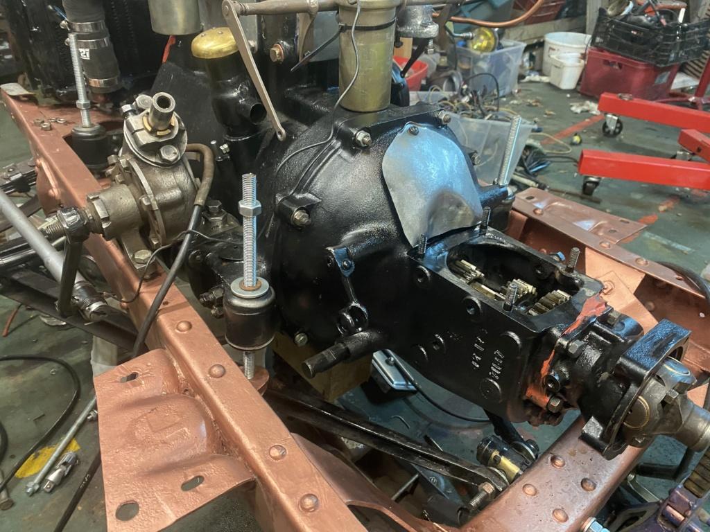 Restauration de la 201 Cabriolet de Tibo - Page 7 B0433510
