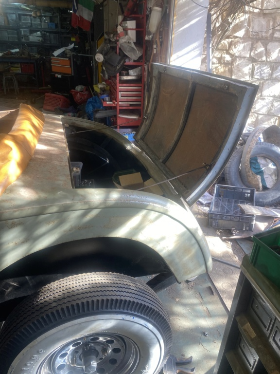Restauration de la 201 Cabriolet de Tibo - Page 9 D3637010