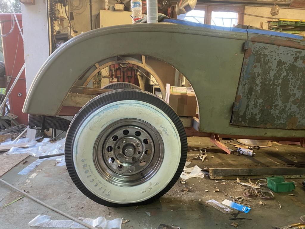 Restauration de la 201 Cabriolet de Tibo - Page 9 F09c4d10