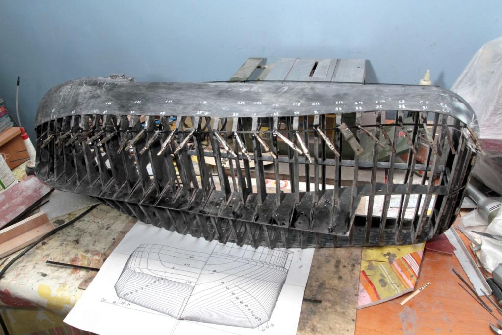 CHANTIER CONSTRUCTION DU VB CROISIC - Page 3 Chanti17