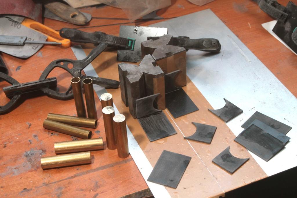 CHANTIER CONSTRUCTION DU VB CROISIC - Page 4 Chanti43