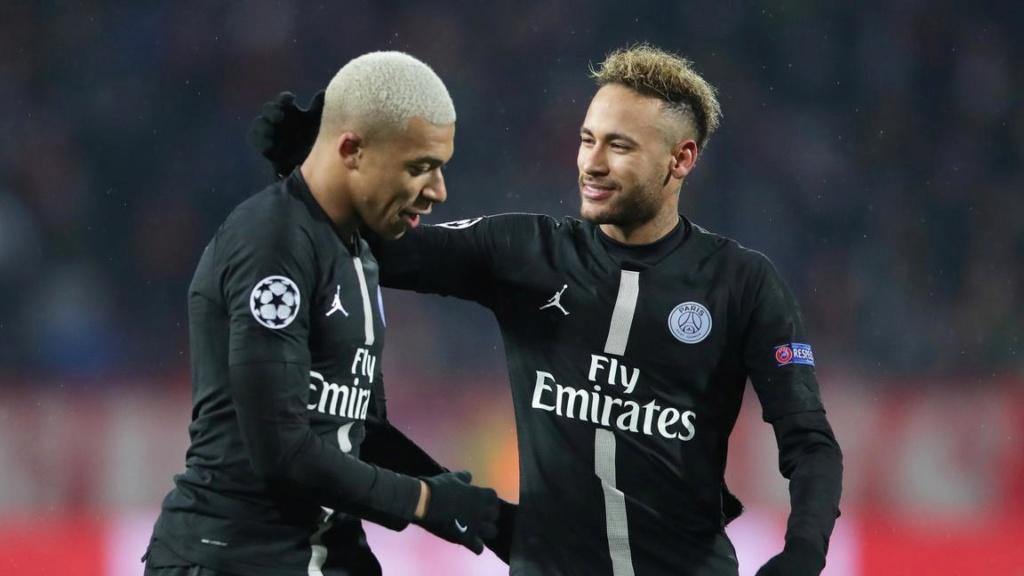 Le PSG contraint de «trouver» 170M€ … s'il veut garder Neymar et Mbappé Le-psg10