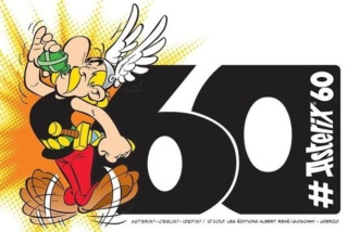 MA COLLECTION SUR LE MONDE D'ASTERIX - Page 5 60_ans10