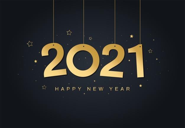 Bonne Année 2021 Carte-10