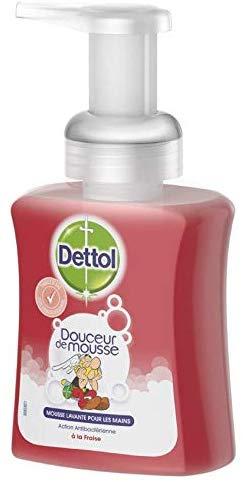 Dettol douceur de mousse  Dettol10
