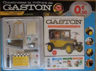 Construisez la voiture de Gaston  Gaston10