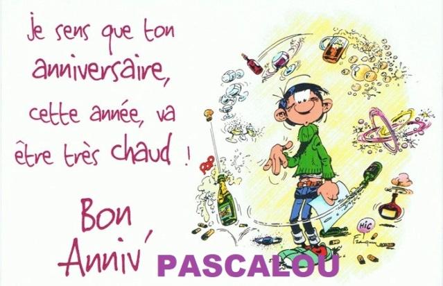 BON ANNIVERSAIRE 2020 ... Mon Pascalou Pascal37