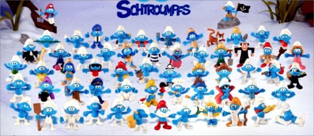 Schtroumpfs & Mac Do  Visuel10
