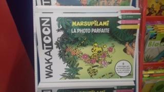 Wakatoon Lucky luke, Spirou & Co Wakato12