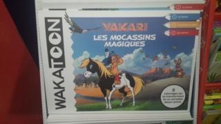 Wakatoon Lucky luke, Spirou & Co Wakato13