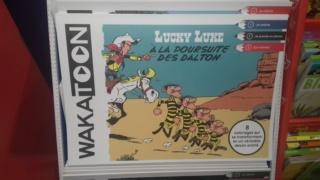 Wakatoon Lucky luke, Spirou & Co Wakato14