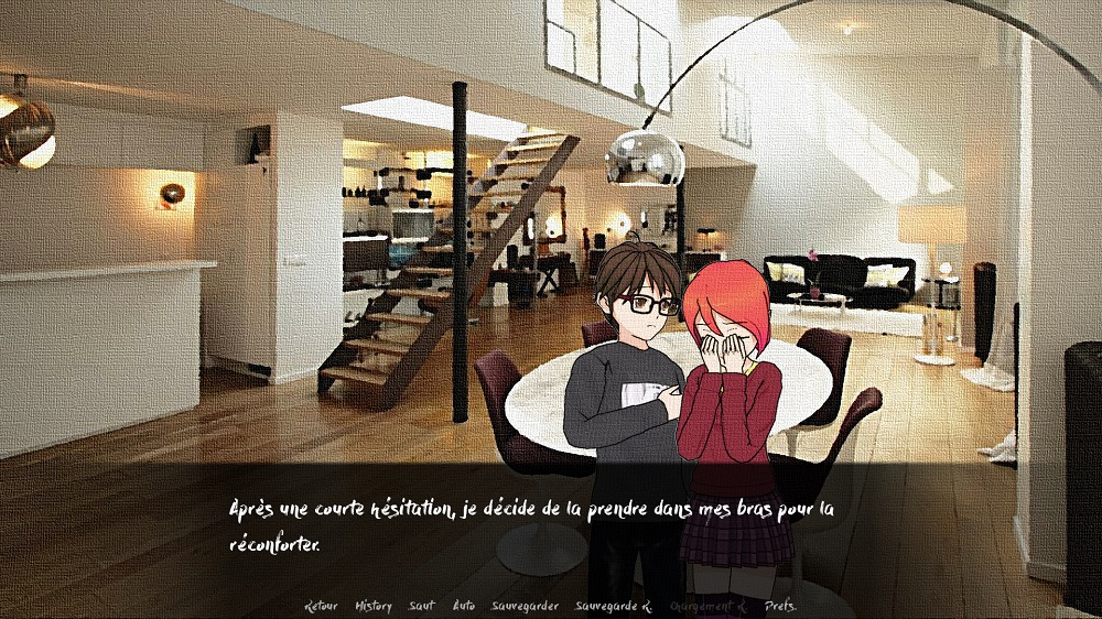 Invisible [Visual Novel] Screen11