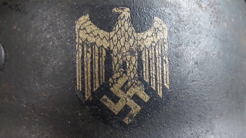 ma collection complète de casques allemands 20191212
