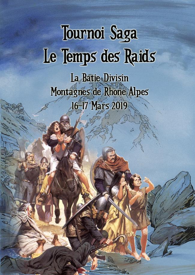 16-17 mars 2019: Le temps des Raids Affich10