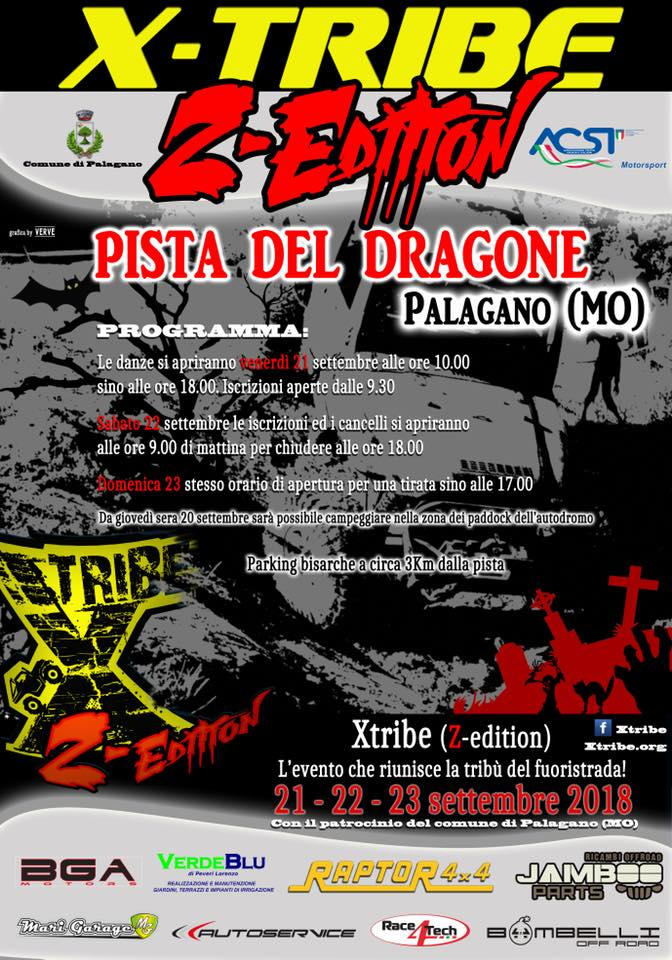 XTribe Z-edition 21-22-23 settembre 2018 40139810