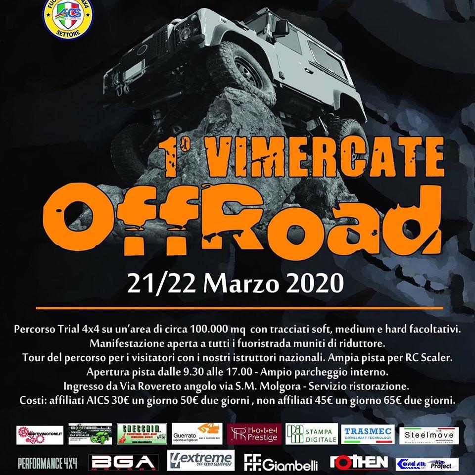 Vimercate offroad 16/17 Maggio 82250710