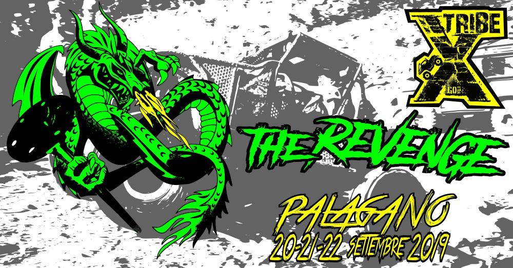 XTRIBE The Revenge 20-21-22 settembre 2019 Copert10