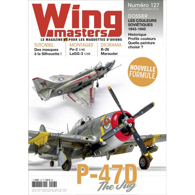 Wingmasters n°127 114