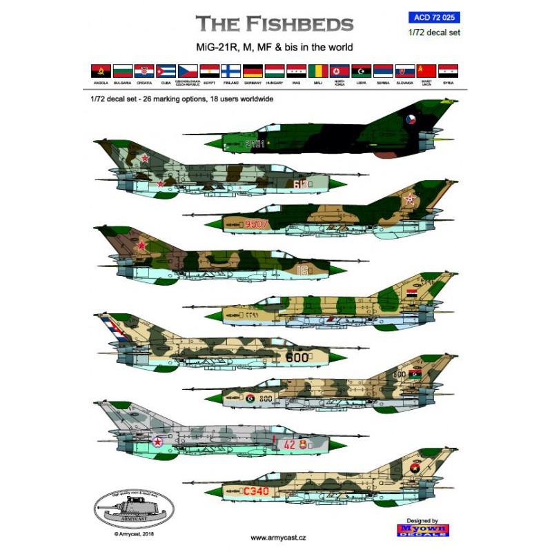 The Fishbeds Mig-21 in the world 372-th10