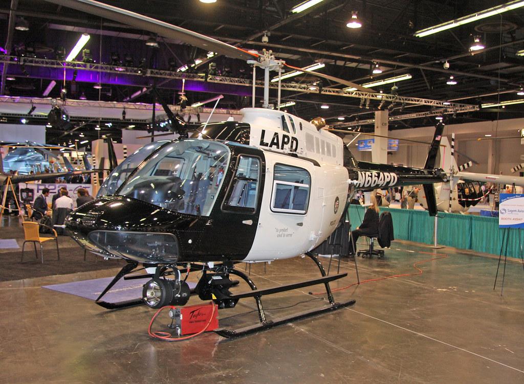 Bell 206 Jet Ranger - Los Angeles Police - Italeri 1/72 38729610