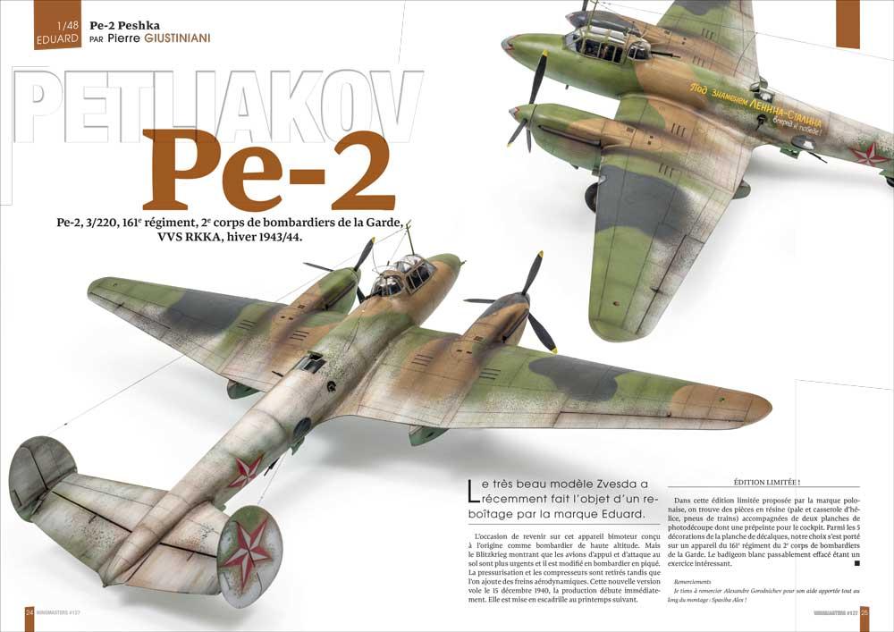 Wingmasters n°127 412