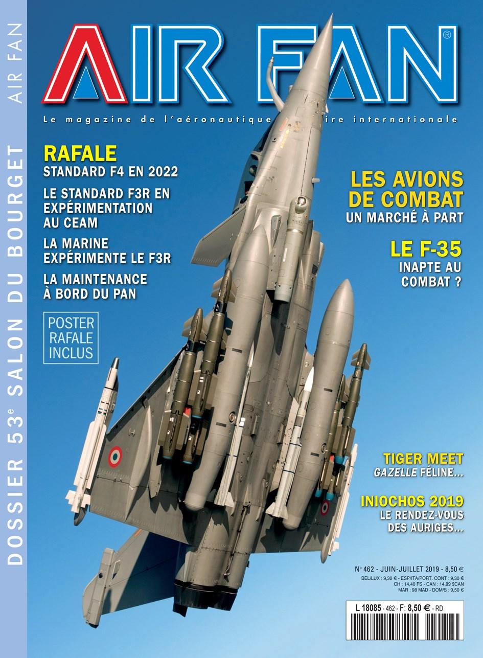 Air Fan N° 462 - spécial 53e salon du Bourget 61711310