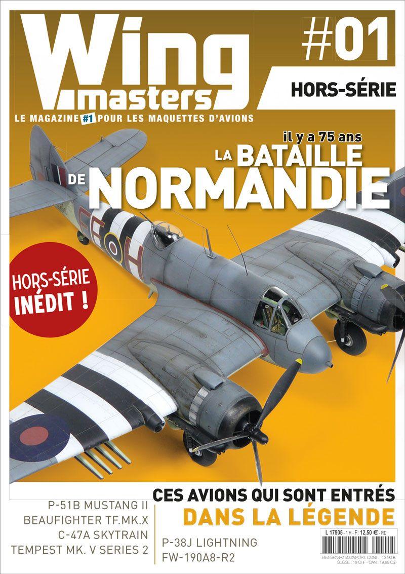 Wingmasters Hors-série n°1 - il y a 75 ans, la bataille de Normandie 62389710