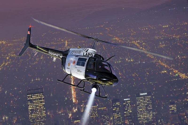 Bell 206 Jet Ranger - Los Angeles Police - Italeri 1/72 8217_r10