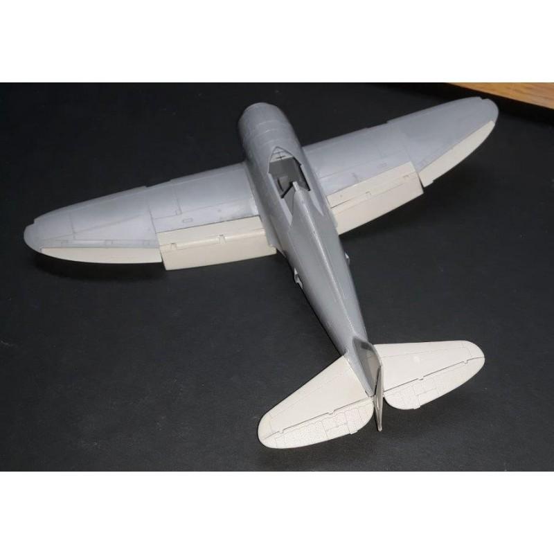 P-47D Thunderbolt - Control Surfaces Set - ARMYCAST AC 72052 Ac-72023