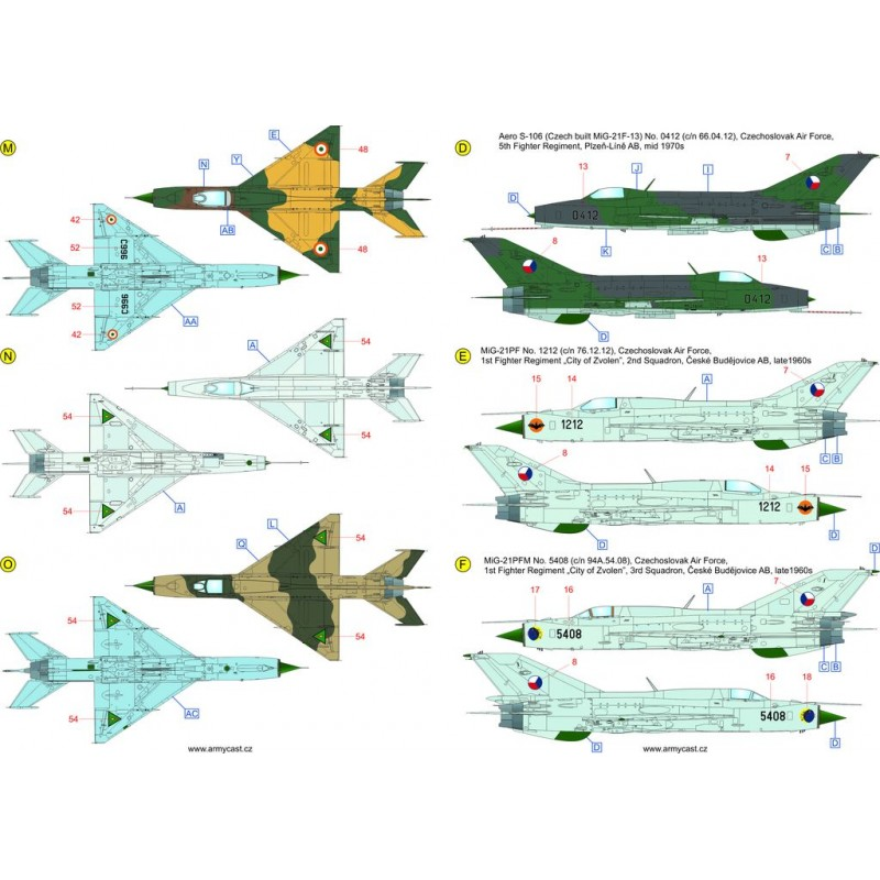 The Fishbeds Mig-21 in the world Acd-7269