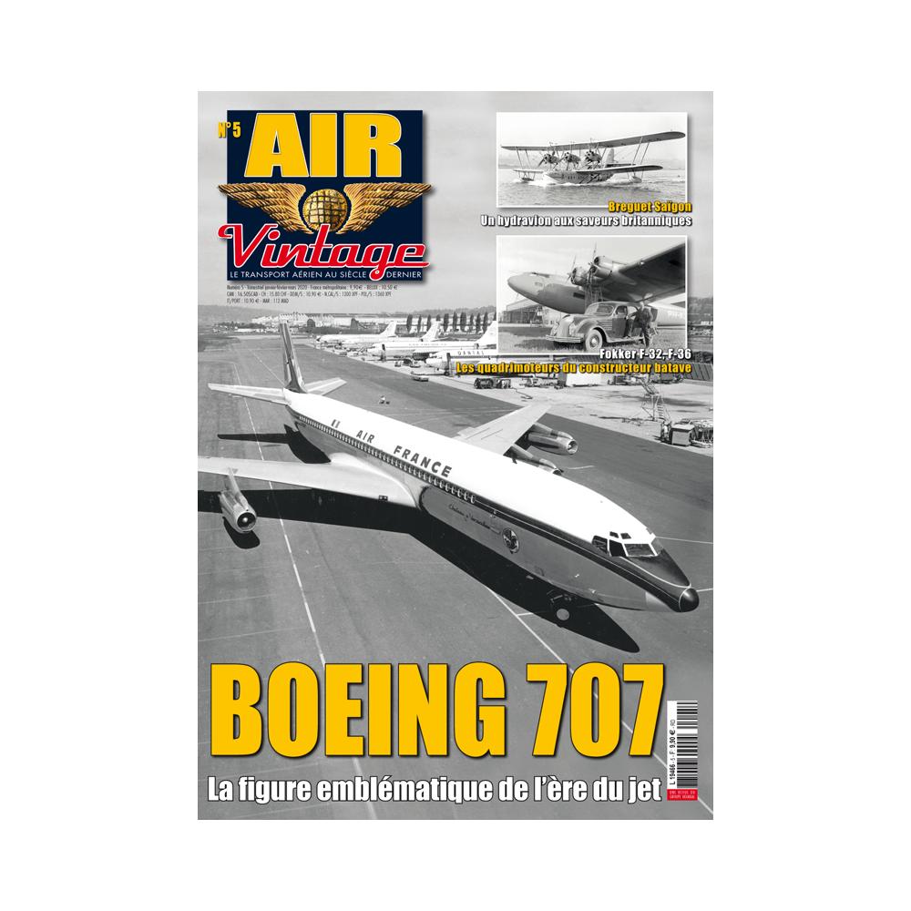 Air Vintage n°5 - éditions Heimdal Air-vi10